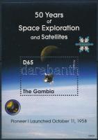 Space exploration block, Űrkutatás blokk