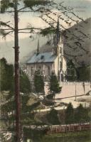 Zólyombrézó, Podbrezová; Római katolikus templom / church (EK)
