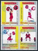 Sport block of 4, Sport négyestömb