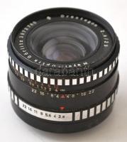Meyer-Optik Görlitz Orestegon 29mm f/2.8 objektív, M42 csatlakozással, hátsó sapkával, dobozzal