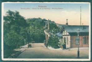 Wiesbaden, Neroberg-Bahn / Railway