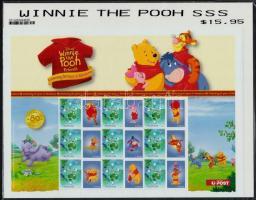 Winnie-the-Pooh minisheet, Micimackó kisív