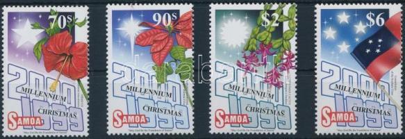 Christmas and millenium set, Karácsony és ezredforduló sor