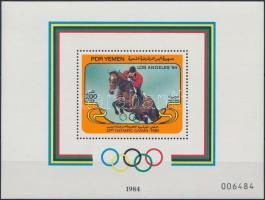Olimpics block, Olimpia blokk