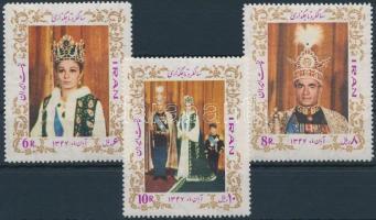 Coronation Anniversary set, Koronázási évforduló sor