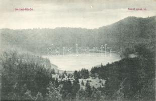 Baile Tusnad, St. Anne Lake, Tusnádfürdő, Szent Anna tó