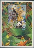 Batum Animal Preservation minisheet, Batum Védett állatok kisív