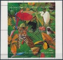 Batum Animals minisheet, Batum Állatok kisív