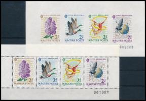 1964 Monográfia kisívpár, az utolsó 2 számjegy azonos, a vágott kis számmal (16.000)