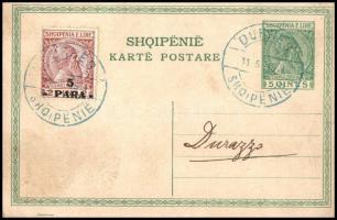 Albánia 1914