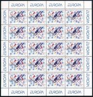Europa CEPT sheet, Europa CEPT ív