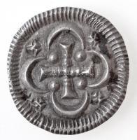 1116-1131. Denár Ag II. István (0,37g) T:1- Hungary 1116-1131. Denar Ag Stephan II (0,37g) C:AU Huszár 84., Unger I.: 39.(?)