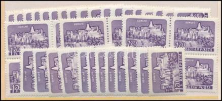1960 41 db Várak Somlyó bélyeg (16.400)