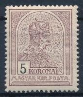 1909 5 K luxus minőség (54.000)