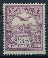 1913 Turul 35f fekvő vízjellel (45.000)