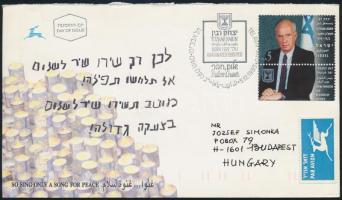 Izrael 1995