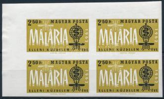 1962 A malária elleni küzdelem éve (I.) ívsarki 4-es tömb (4.800)