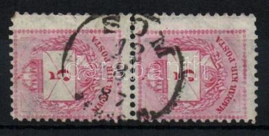 1881 5kr pár SOM BEREG M.