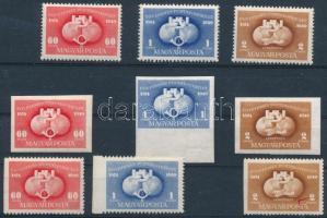 1949 UPU I. A + B + C sor