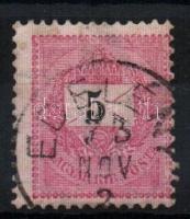 1889 5kr EDELÉNY