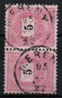1889 5kr pár MERÉNY