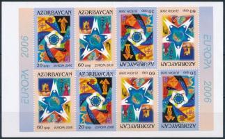 Europa CEPT stamp booklet, Europa CEPT bélyegfüzet