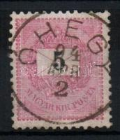 1889 5kr ÓHEGY
