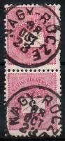 1889 5kr pár NAGY-RŐCZE