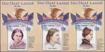 First Ladies blocks, First Ladies blokkok