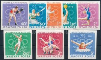1970 Magyar Olimpiai Bizottság vágott sor (3.500)