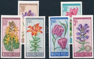 1966 Természetvédelem vágott sor (4.500)