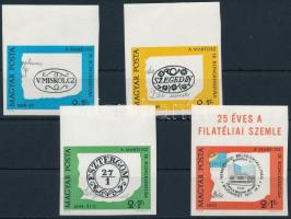1972 Bélyegnap ívszéli vágott sor (3.000)