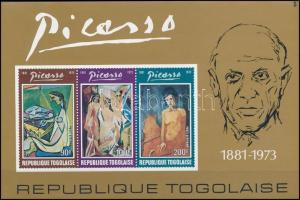Pablo Picasso block, Pablo Picasso blokk
