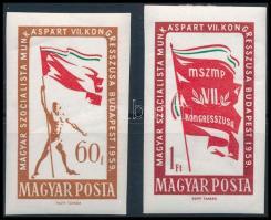 1959 MSZMP vágott sor (4.500)
