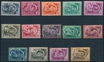 1950 Ötéves terv I. vágott sor (90.000)