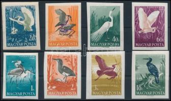1959 Madarak II. vágott sor (10.000) (törések / creases)