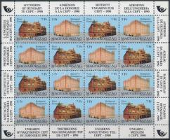 1991 Europa CEPT teljes ív (20.000)