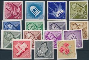 1963 Nagy idők vágott sor (17.500)