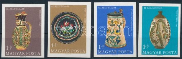 1968 Bélyegnap (41.) vágott sor (4.000)
