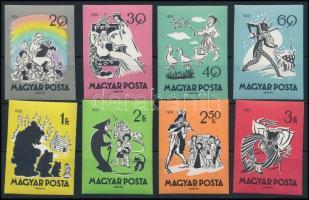 1959 Mese (I.) vágott sor (4.500)