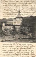 Prakfalva, Prakendorf, Prakovce; Vasgyár St. Praxedis kápolnája / iron works chapel (r)