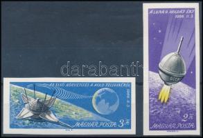 1966 Luna 9. vágott sor (3.000) (2Ft törés)