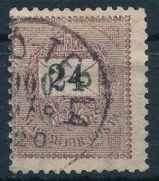 1899 24kr 1900-as bélyegzéssel (12.000+)