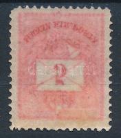 1874 5kr ,,A gépszínátnyomattal