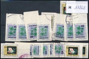1963 17 db Újév bélyeg