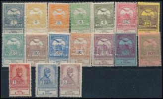 1913 Árvíz I. sor (** 60.000)