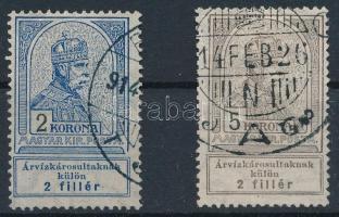 1913 Árvíz 2K, 5K (14.000)