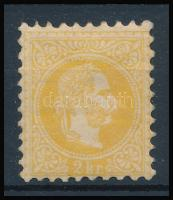 1867 2kr eredeti gumival, túlfestékezett nyomat