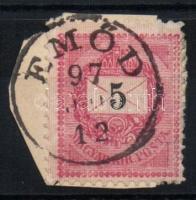 1889 5kr EMŐD