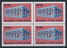 Europa CEPT in block of 4, Europa CEPT négyestömb